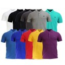 Lyle & Scott Green Eagle Golf Polo T Shirt