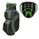 BagBoy C-500 Cart Bags - Black/Lime