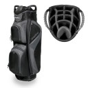BagBoy C-500 Cart Bags - Black/Charcoal