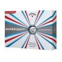 Callaway Supersoft Golf Balls - White 2017