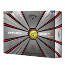 Callaway Chrome Soft X Golf Balls - Yellow
