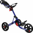 Clicgear 3.5 Golf Trolley - Blue/Blue
