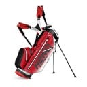Sun Mountain H2NO Lite 14 Way Stand Bags - White/Red/Black 2017