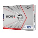 Callaway Chrome Soft X Low Spin Triple Track Golf Balls