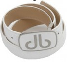 Druh Players Belts/Buckles White