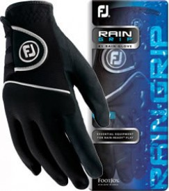 Footjoy Ladies Rain Grip Gloves (Pair)
