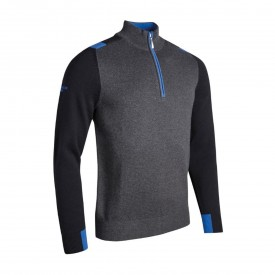 Glenmuir Girvan 1/4 Zip Sweaters