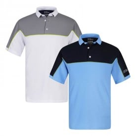 Oscar Jacobson Russel Pin Polo Shirts