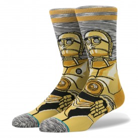 Stance Star Wars Android Crew Golf Socks