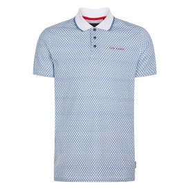 Ted Baker Golf Hazelnt Polo Shirt