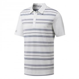 adidas Ultimate Novelty Stripe Polo