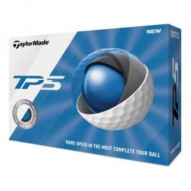 2 Dozen TaylorMade TP5 Golf Balls