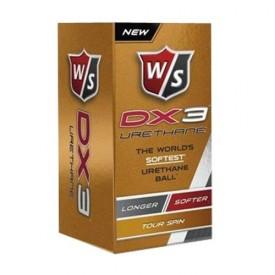 Wilson DX3 Golf Balls (2 Ball Sleeve)