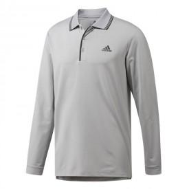 adidas Ultimate Long Sleeve Polo