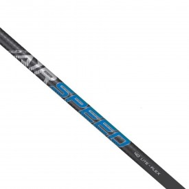 Golf Shaft + 2 Grips