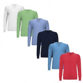 Callaway Chev Cotton Sweaters