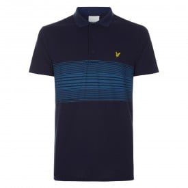 Lyle & Scott Chest Stripe Polo