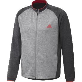 adidas Midweight Fullzip Textured Jackets
