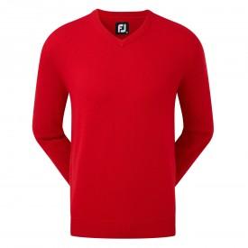 Footjoy Wool Blend V-Neck Pullovers