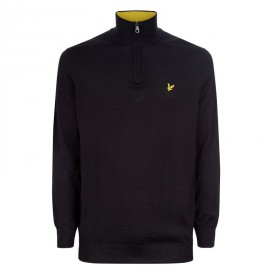 Lyle & Scott Sands 1/4 Zip Pullover