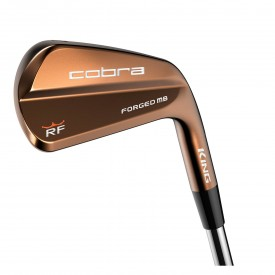 Cobra King RF Forged MB Copper Graphite Irons