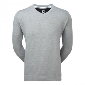 Footjoy Spun Poly V-Neck Pullovers