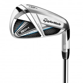 TaylorMade SIM Max Graphite Golf Irons