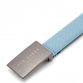 Ted Baker Golf Delsol Perforated Leather Belt