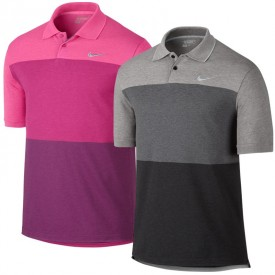 Nike Modern Fit Transition Block Polos