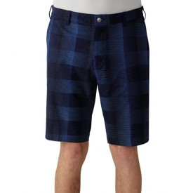 Adidas Ultimate Competition Plaid Shorts