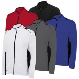 Adidas Climaproof 3 Stripe Stretch Wind Jackets