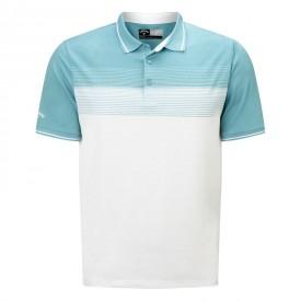 Callaway Engineered Jacquard Polo Shirts