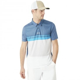 ​Oakley Color Block Take Polo Shirts