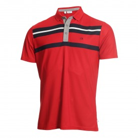 Calvin Klein Golf Anchor Polo