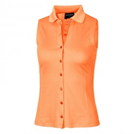 Galvin Green Michelle Ladies Sleeveless Polo Shirts