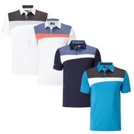 Callaway Asymmetric Polo Shirts