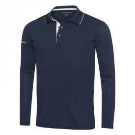 Galvin Green Marc Long Sleeve Polo Shirts