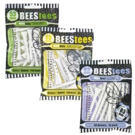Bees Tees Golf Tees