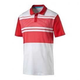 Puma Patternblock Polo Shirts