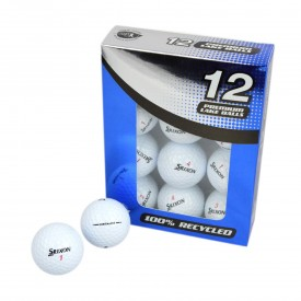 Second Chance Srixon Mix Of Recycled Golf Balls