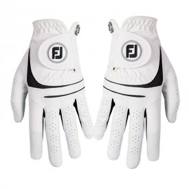 Footjoy Womens Weathersof 2017 Golf Gloves (Pair)