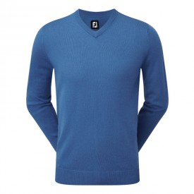 Footjoy Lambswool V-Neck Pullovers