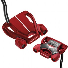 TaylorMade Itsy Bitsy Spider Limited Red Putters