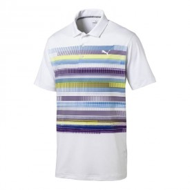 Puma Pixel Polo Shirts