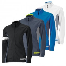 Adidas Climaproof Gore-Tex Windstopper Full Zip Jackets