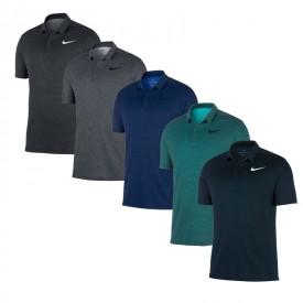 Nike AeroReact Stripe Polo Shirts