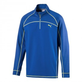 Puma Embossed 1/4 Zip Popovers