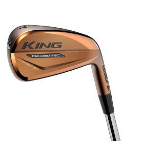 Cobra King Tec Forged Copper Graphite Irons