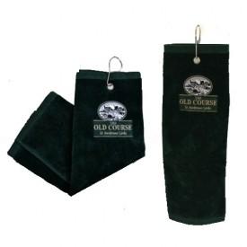 St Andrews 3 Fold Towel