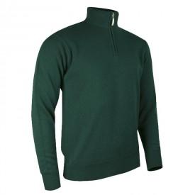 Glenmuir Zip Neck Lambswool Sweaters